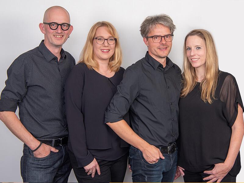 Tibarg Center Optik Ruge Teamfoto